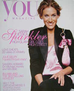 You magazine - Sarah Jessica Parker cover (31 October 2004)