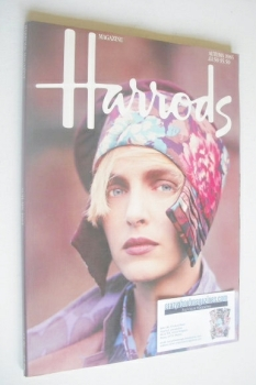 Harrods magazine (Autumn 1985)