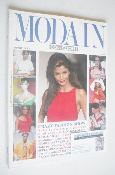 Modain Collezioni magazine (April 1993)