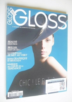 Gloss magazine (March-April-May 2007 - French Edition)