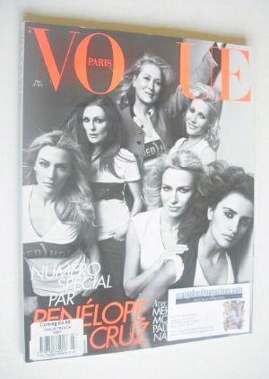 <!--2010-05-->French Paris Vogue magazine - May 2010
