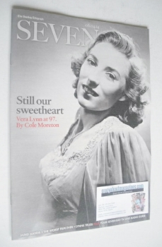 Seven magazine - Vera Lynn cover (6 April 2014)