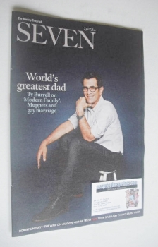 Seven magazine - Ty Burrell cover (23 March 2014)