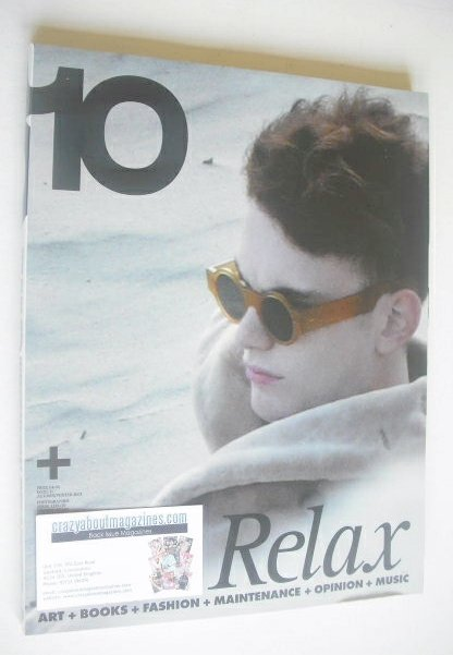 <!--2007-09-->Ten magazine - Autumn/Winter 2007 (Issue 11 - Men's Edition)
