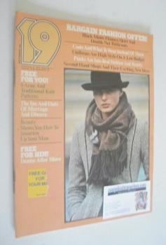 19 magazine - November 1977