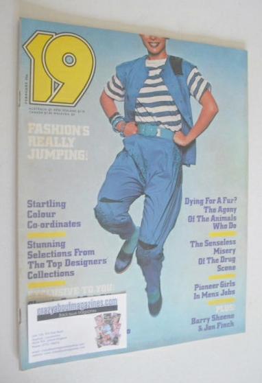<!--1979-02-->19 magazine - February 1979