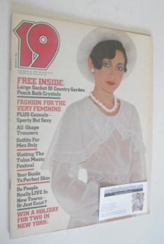 19 magazine - March 1979