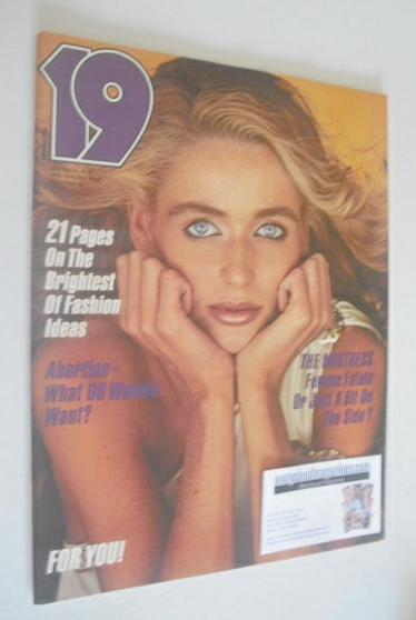 <!--1980-03-->19 magazine - March 1980