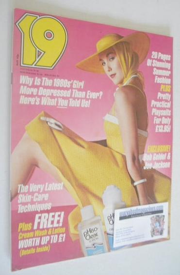 <!--1980-05-->19 magazine - May 1980