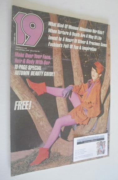 <!--1980-10-->19 magazine - October 1980
