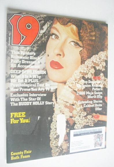 <!--1978-11-->19 magazine - November 1978