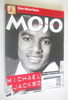 MOJO magazine - Michael Jackson cover (December 2001 - Issue 97)