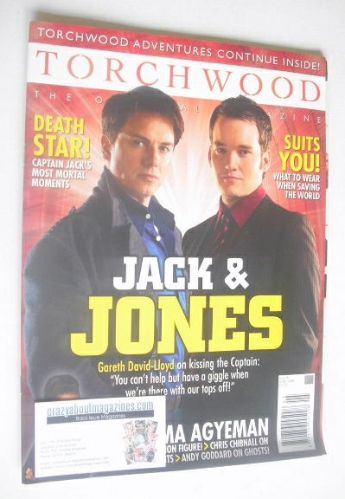 <!--2008-06-->Torchwood magazine - June 2008 - Issue 5