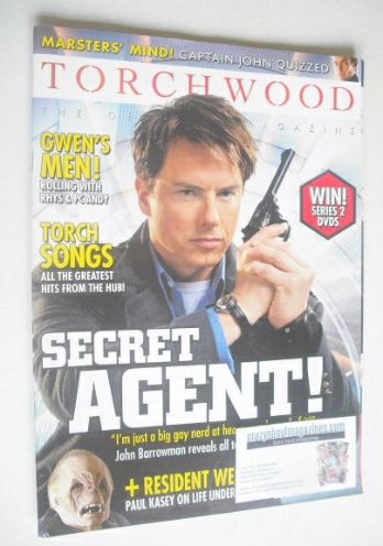 <!--2008-07-->Torchwood Magazine - July 2008 - Issue 6