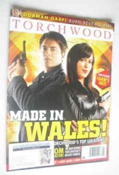 Torchwood magazine - September 2008 - Issue 8
