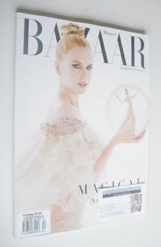 Harper's Bazaar Australia magazine - December 2013 - Nicole Kidman cover