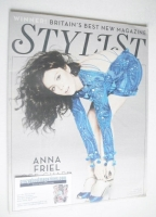 <!--0086-->Stylist magazine - Issue 86 (13 July 2011 - Anna Friel cover)