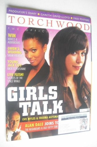 <!--2008-03-->Torchwood magazine - March 2008 - Issue 2