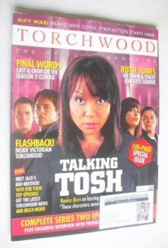 Torchwood magazine - May 2008 - Issue 4