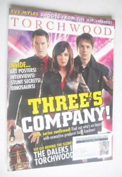 Torchwood magazine - August 2008 - Issue 7