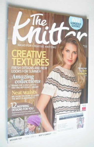 <!--0032-->The Knitter magazine (Issue 32)