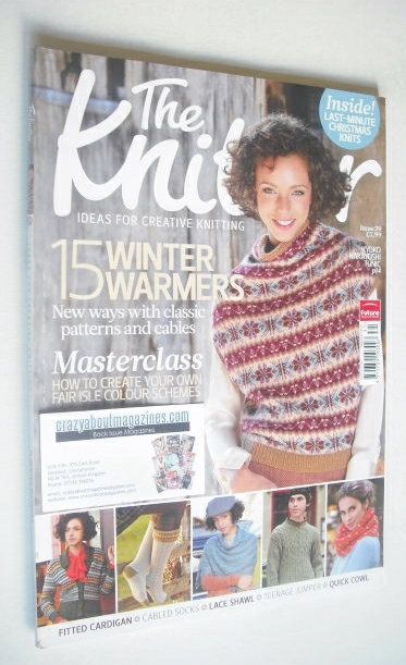 <!--0039-->The Knitter magazine (Issue 39)