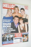 <!--2004-01-06-->Hello! magazine - Shane Richie cover (6 January 2004 - Issue 797)