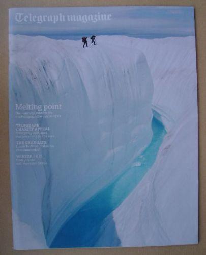 <!--2012-12-08-->Telegraph magazine - 8 December 2012