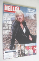<!--2004-07-06-->Hello! magazine - Carol Barnes cover (6 July 2004 - Issue 823)