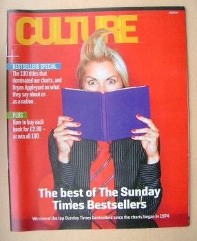 Culture magazine - The Best of the Sunday Times Bestsellers (13 April 2014)