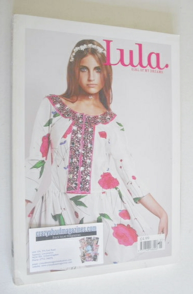 <!--0004-->Lula magazine - Issue 4