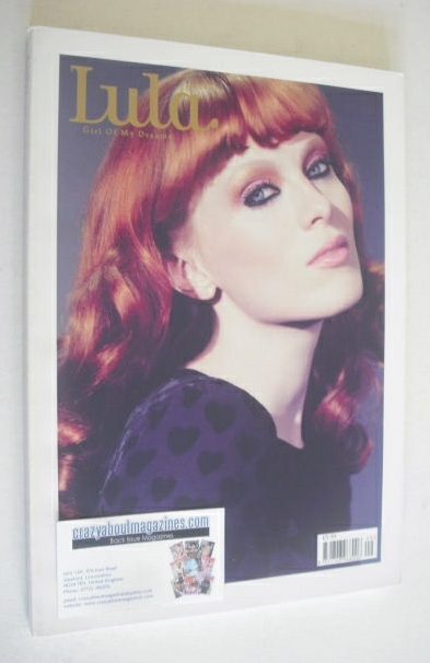 <!--0009-->Lula magazine - Issue 9 - Karen Elson cover (2009)