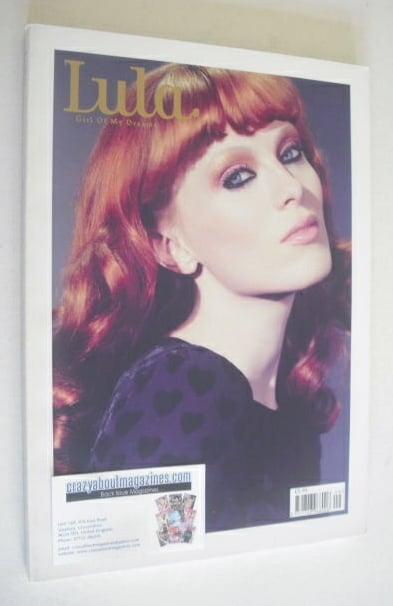 <!--0009-->Lula magazine - Issue 9 - Karen Elson cover (2009)