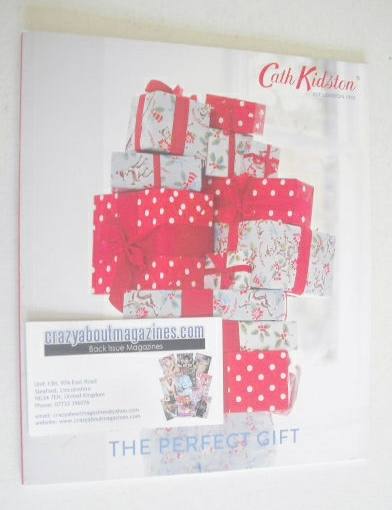<!--2012-12-->Cath Kidston Christmas Gift Guide 2012