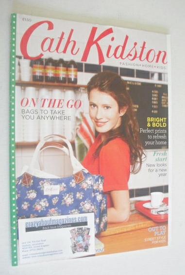 <!--2011-01-->Cath Kidston magazine (January 2011)