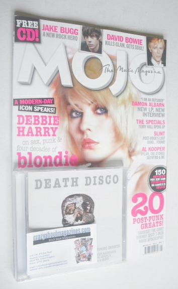 <!--2014-05-->MOJO magazine - Debbie Harry cover (May 2014 - Issue 246)
