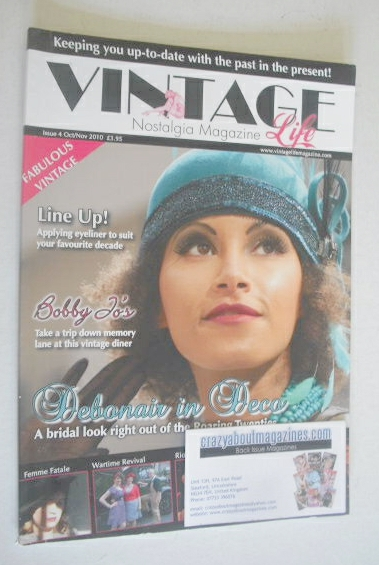 <!--2010-10-->Vintage Life magazine (October/November 2010 - Issue 4)