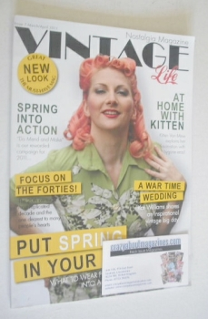 <!--2011-03-->Vintage Life magazine (March/April 2011 - Issue 7)