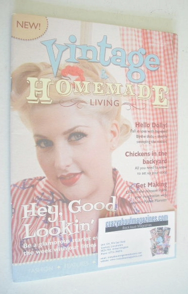 <!--0001-->Vintage & Homemade Living magazine (Issue 1)