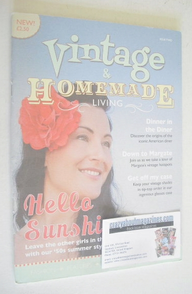 <!--0002-->Vintage & Homemade Living magazine (Issue 2)