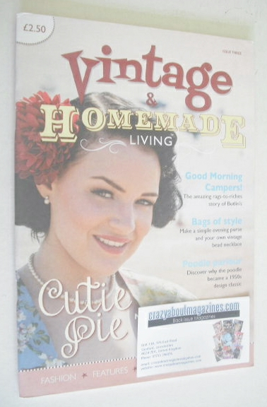<!--0003-->Vintage & Homemade Living magazine (Issue 3)