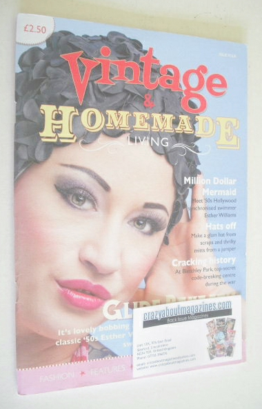 <!--0004-->Vintage & Homemade Living magazine (Issue 4)