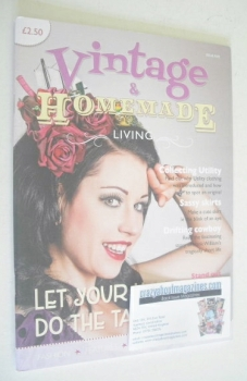 Vintage & Homemade Living magazine (Issue 5)