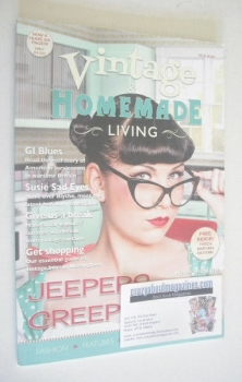 Vintage & Homemade Living magazine (Issue 8)