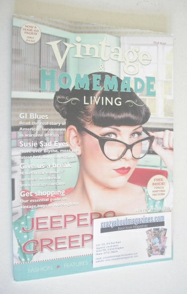 <!--0008-->Vintage & Homemade Living magazine (Issue 8)
