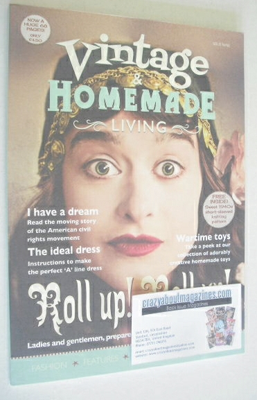 <!--0009-->Vintage & Homemade Living magazine (Issue 9)