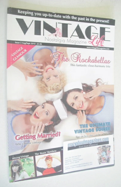 <!--2010-08-->Vintage Life magazine (August/September 2010 - Issue 3)