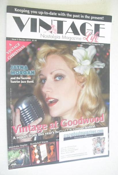 <!--2010-12-->Vintage Life magazine (December 2010/January 2011 - Issue 5)
