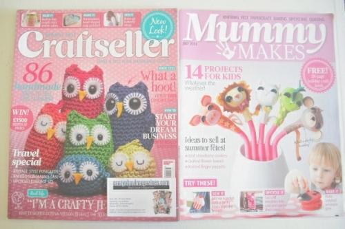 <!--2013-07-->Craftseller magazine (July 2013 - Issue 25)