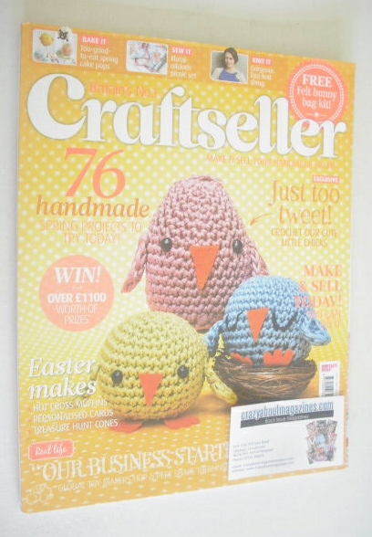 <!--2014-04-->Craftseller magazine (April 2014 - Issue 35)